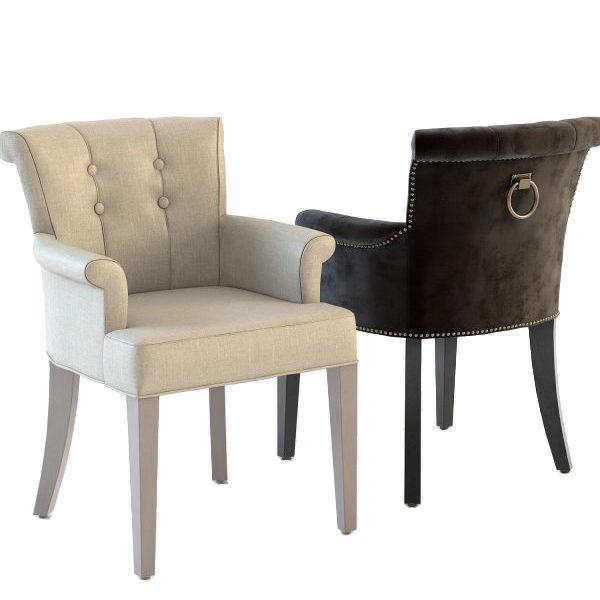 Eichholtz key largo arm Chair