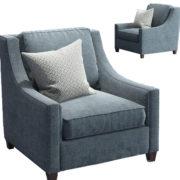 Malory Chair _Baker _Classics_Upholstery - 6604C_Berkley