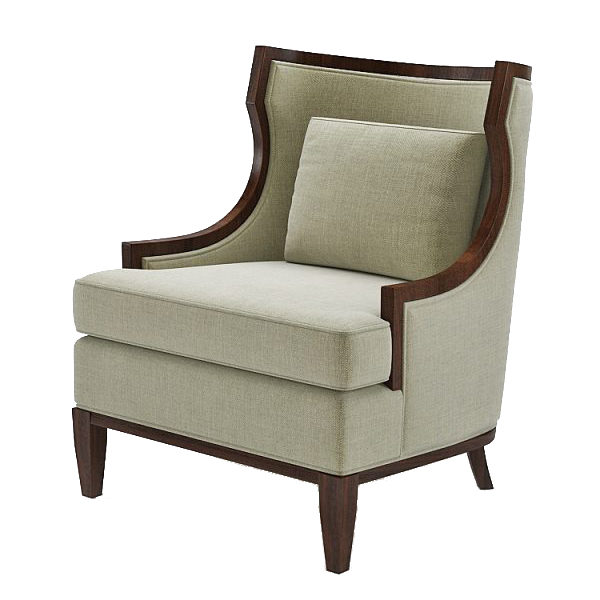 Chair Wing Chair 5183-01