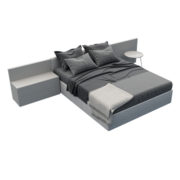 NOVAMOBILI LINE BED