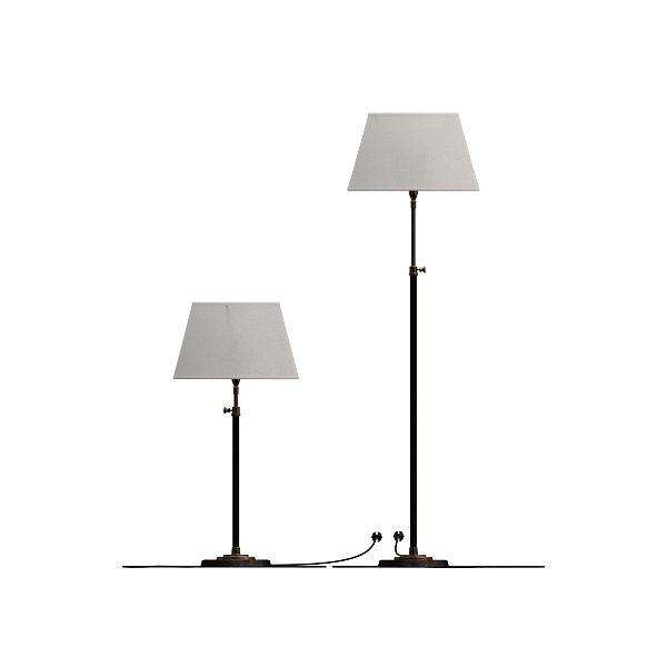 Blanc Divoire SWAN lamp