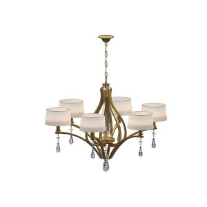 Chandelier Capital lighting fixture Margo