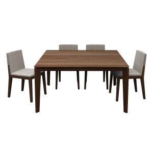 Cliff table and chair Elekta (Alf + Dafrè)