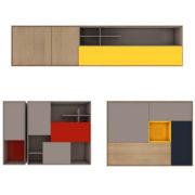 A set of furniture C_Day / TREKU